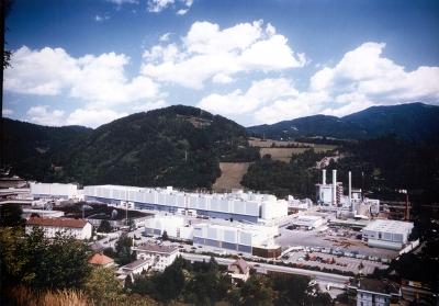 overview of norske skog bruck mill